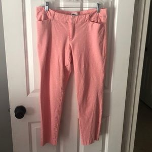 Old Navy cropped diva stretch pant